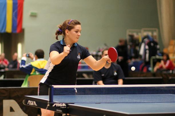 Para-table tennis player Giselle Munoz has been voted as the Americas' Athlete of the Month for September ©IPC