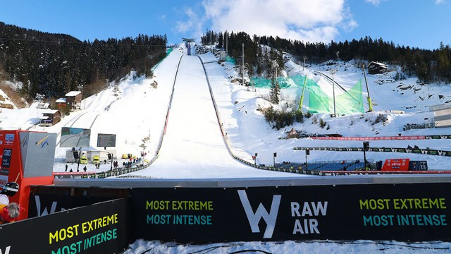 Raw Air Tournament grand final could be moved from Vikersund to Trondheim