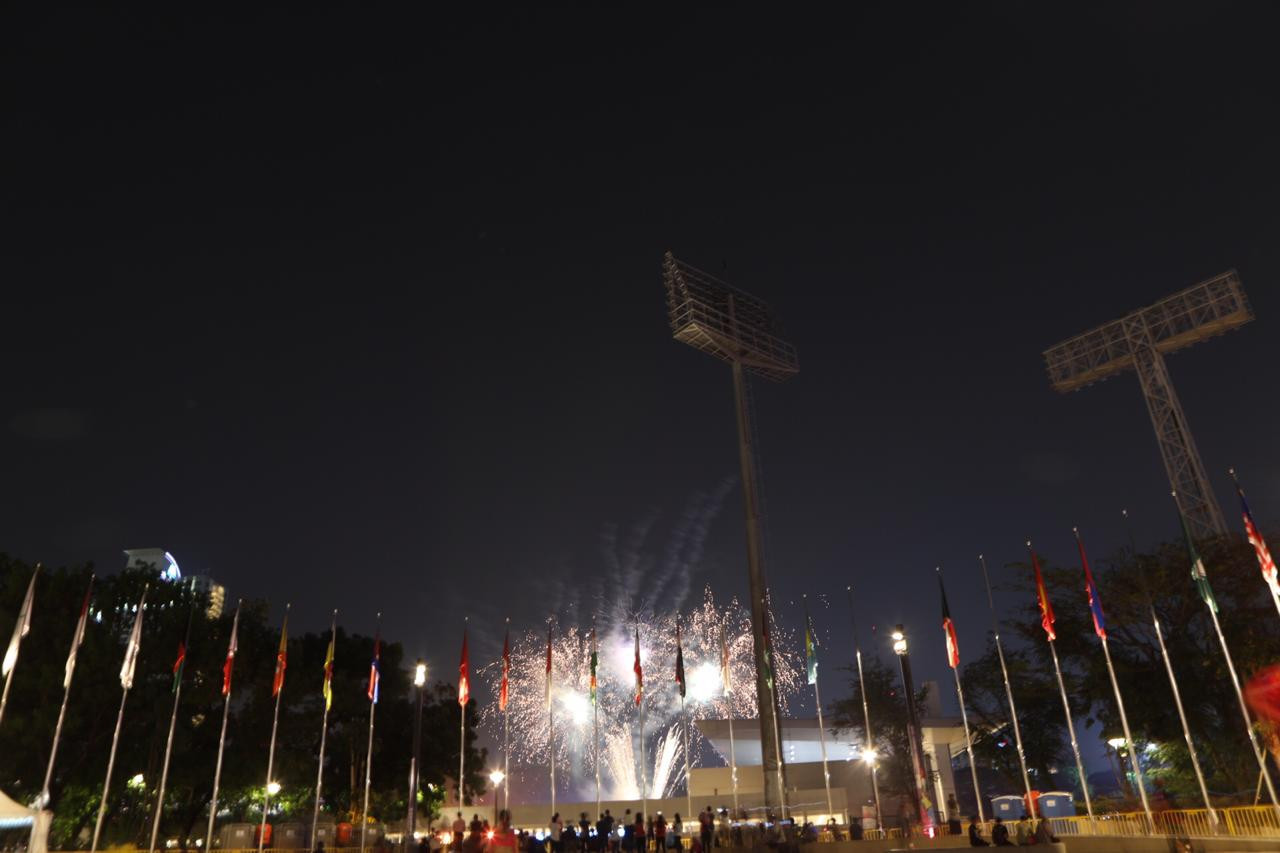 Asian Para Games come to an end with spectacular Closing Ceremony