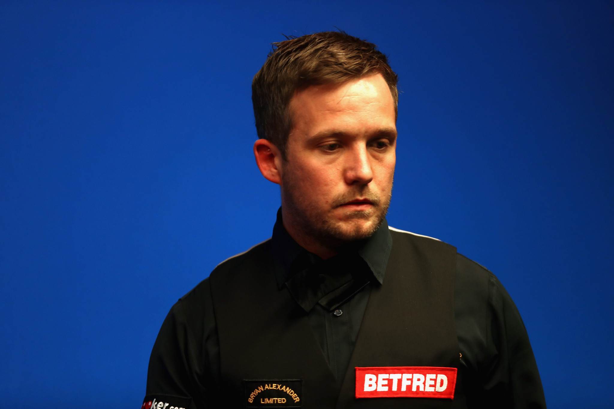 Jones suspended from World Snooker Tour after allegations of match-fixing