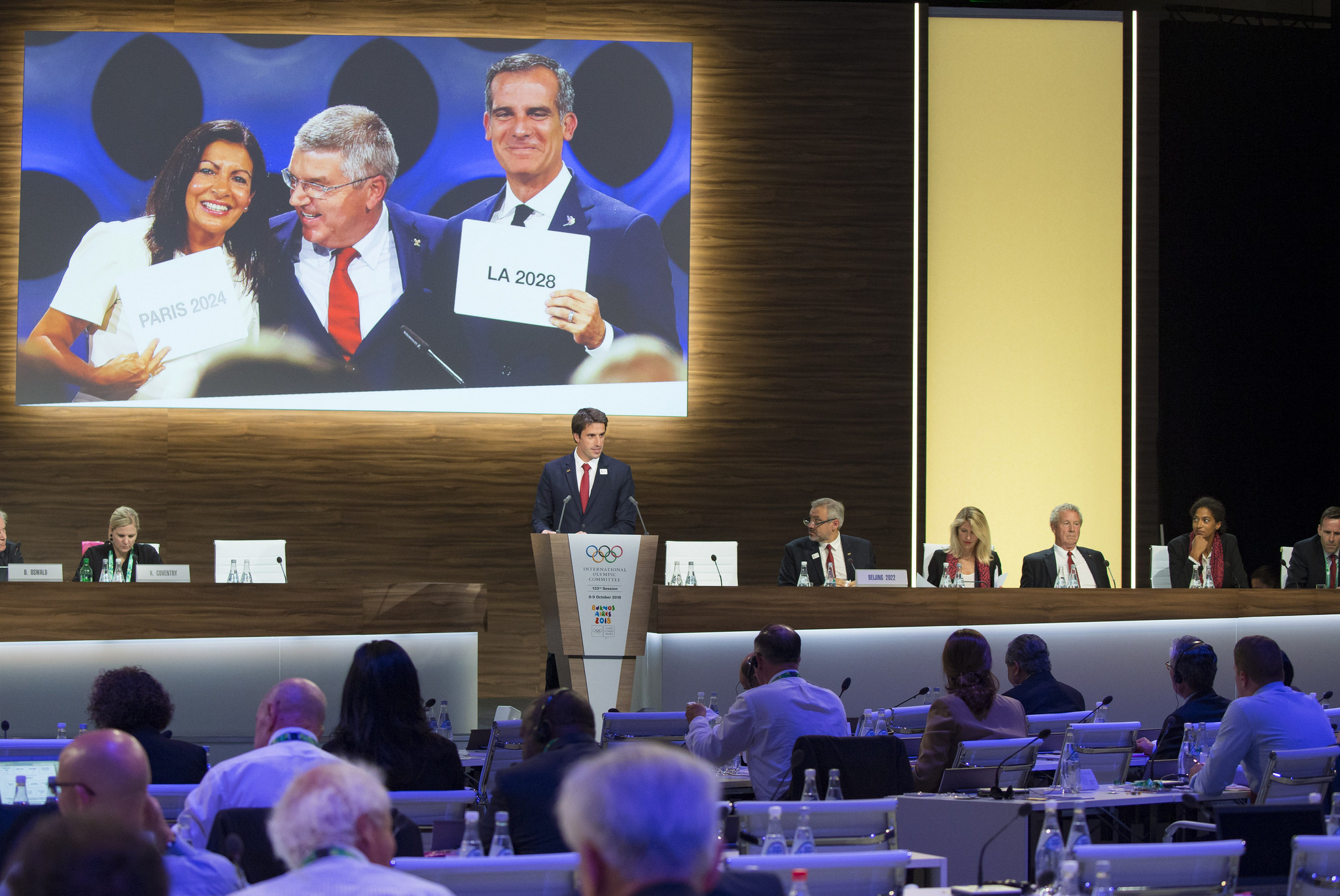 Estanguet claims Paris 2024 venue changes will ensure Olympic and Paralympic costs don't rise further
