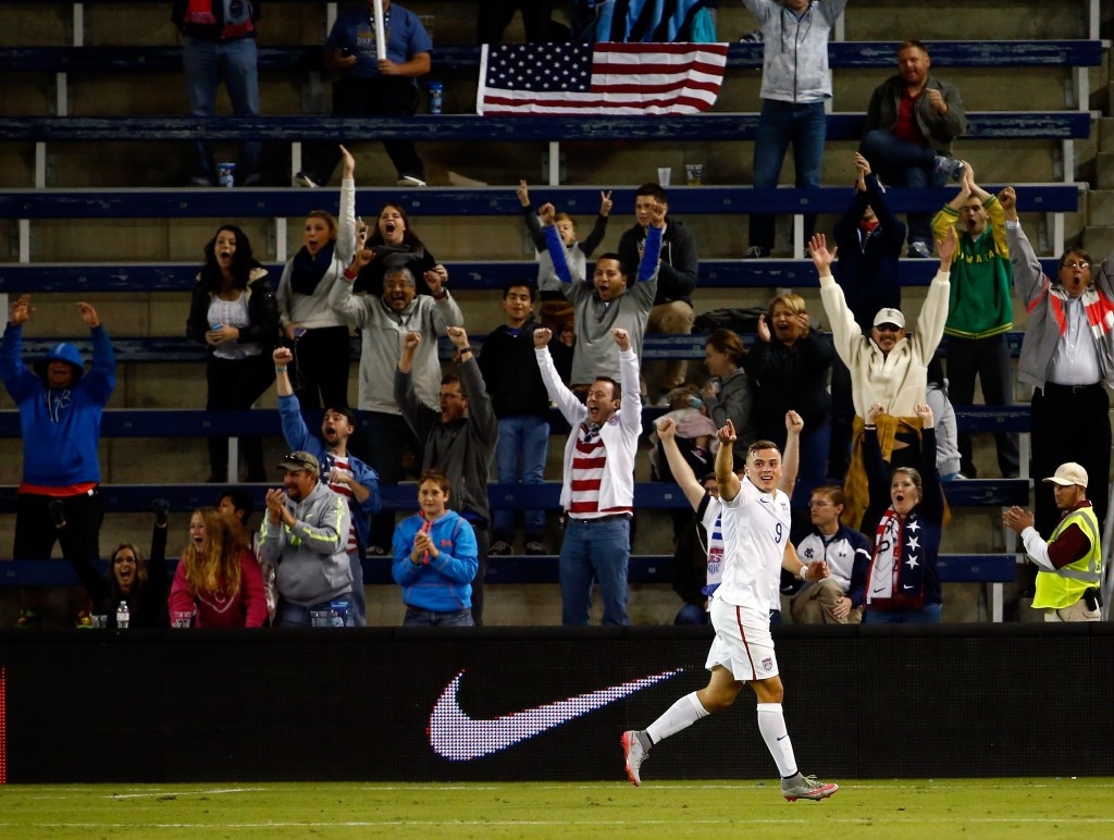 Morris brace gives United States ideal start to CONCACAF Men's Olympic Qualifying Championship