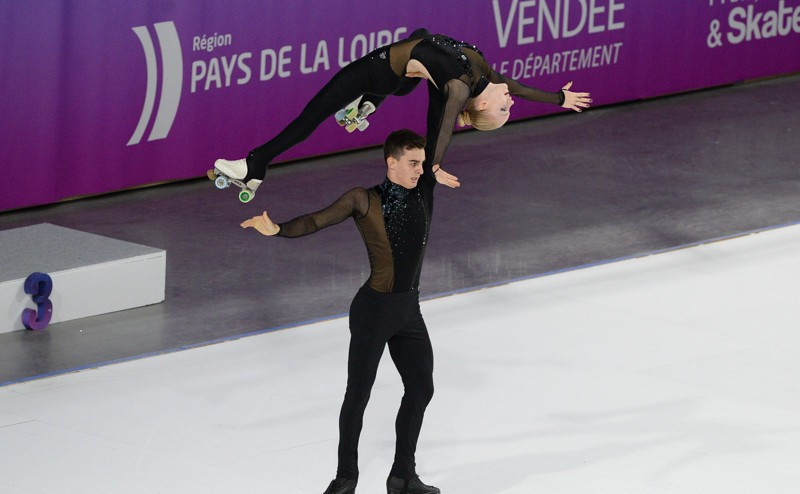 Italy confirm superiority as Artistic Skating World Championships ends