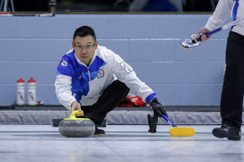 The 2018 World Mixed Curling Championships began today in Canada ©WCF