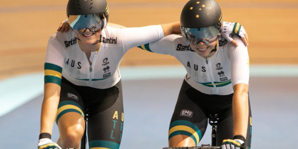 Australia dominate on final day of Oceania Track Cycling Championships