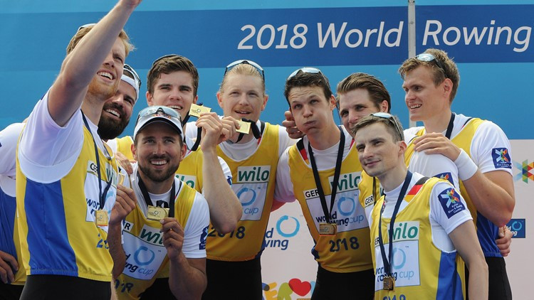 Nominations are open for the 2018 World Rowing awards ©World Rowing