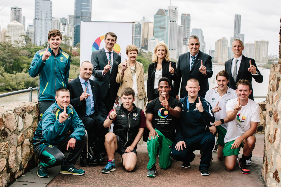 Organisers mark one year until 2019 INAS Global Games as registration opens