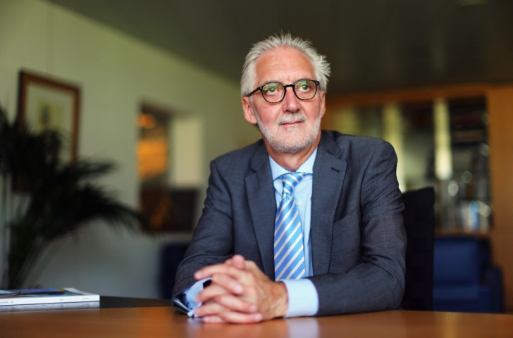 Brian Cookson, President of the UCI, has expressed his satisfaction at the way all stakeholders have co-opearated on anit-doping operations during this year's Tour de France  ©Getty Images