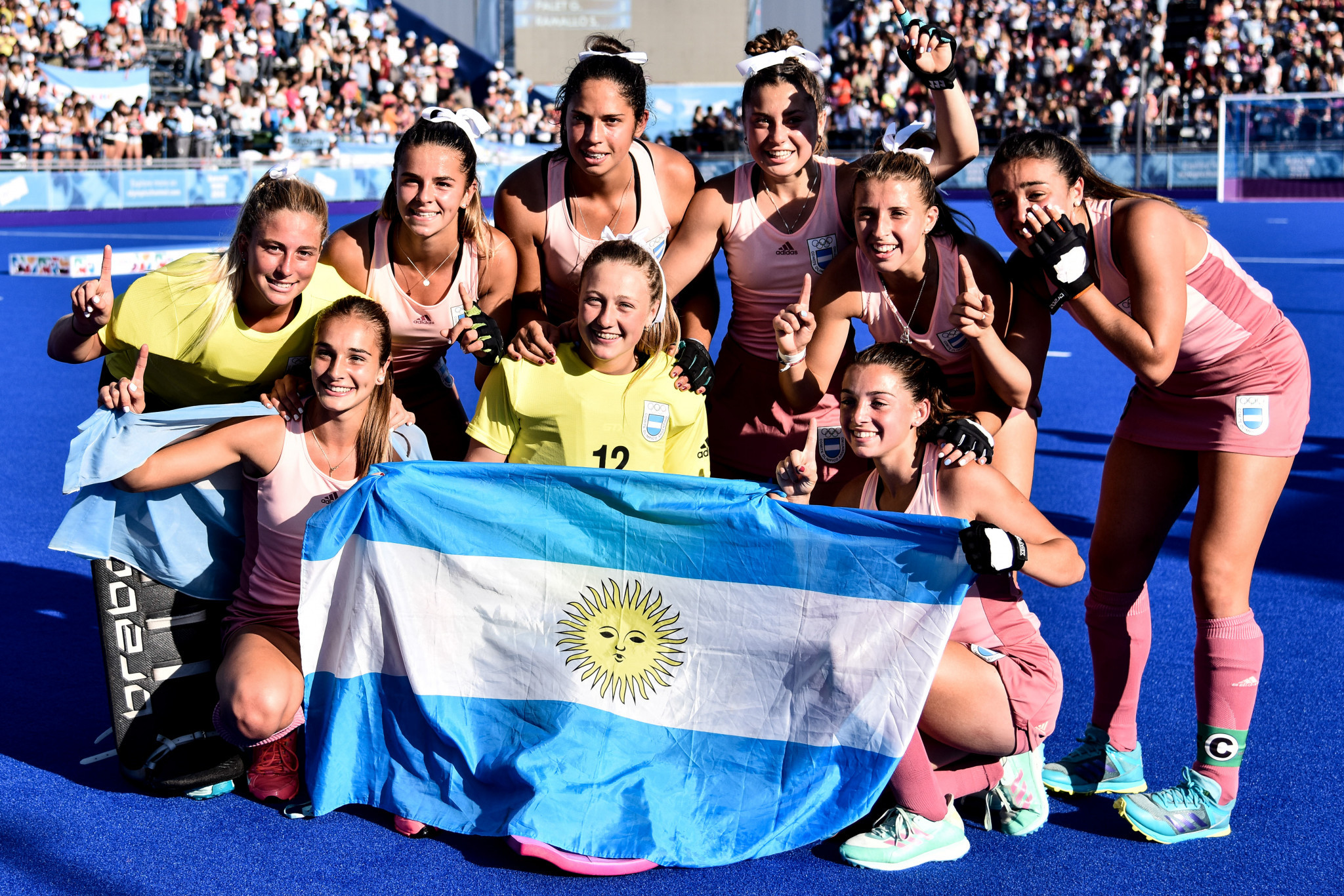 Argentina and Malaysia secure hockey5s titles at Buenos Aires 2018