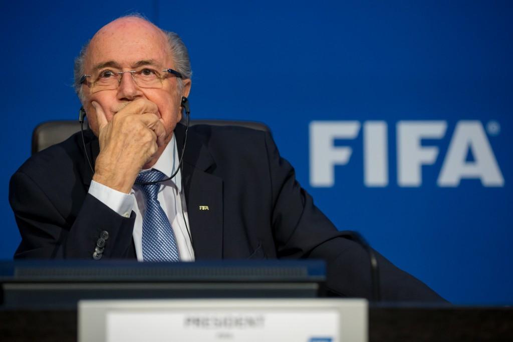 FIFA President Blatter not budging despite increased pressure from sponsors