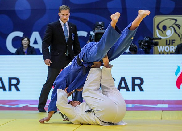 Heavyweight winners crowned as IJF Cancún Grand Prix concludes