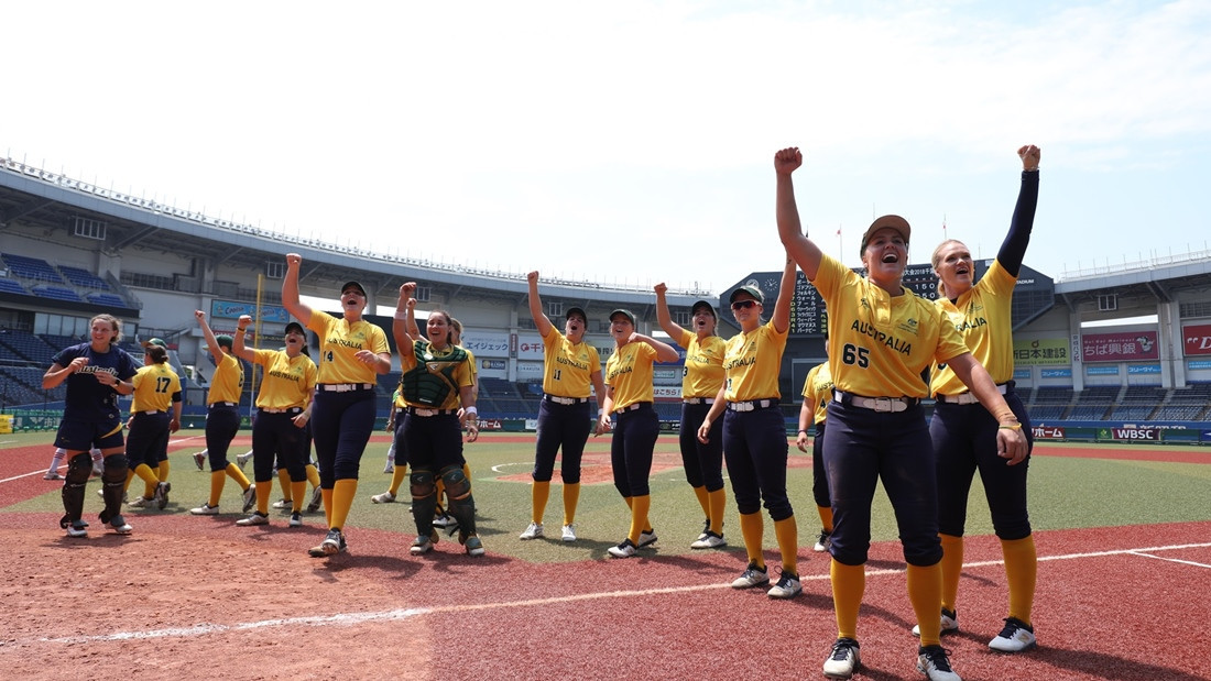 Laing Harrow will try and guide Australia to the Tokyo 2020 Olympic Games ©WBSC