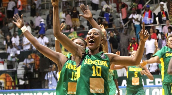 Senegal stun defending champions Angola to reach Women's AfroBasket final
