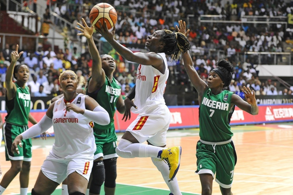 Cameroon reached their first-ever Women's AfroBasket final with a narrow 71-70 win over two-times champions Nigeria