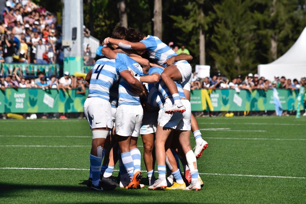 Argentina won men's rugby sevens gold on day nine at Buenos Aires 2018 ©World Rugby