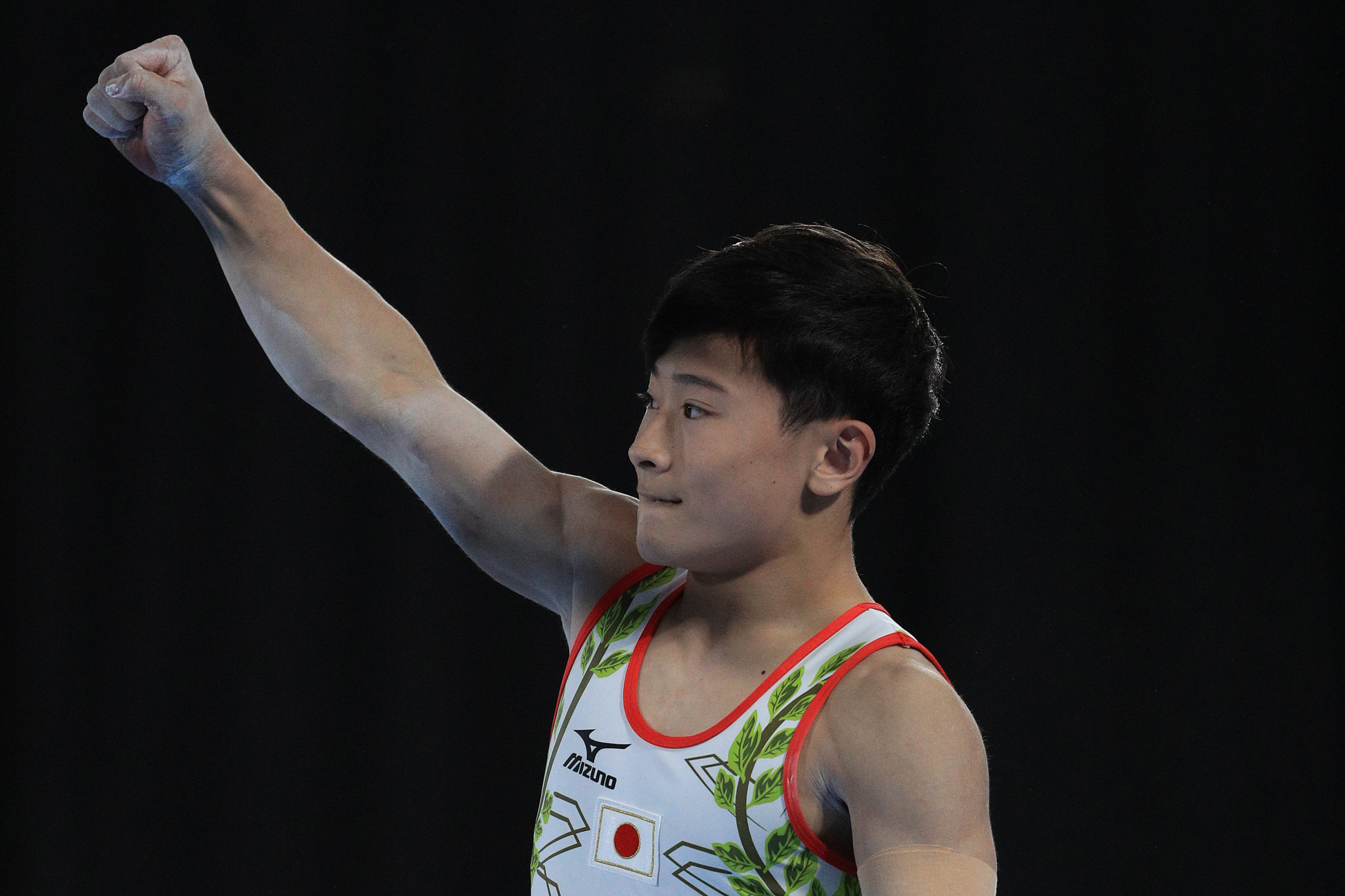 Takeru Kitazono claimed five gymnastics medals at Buenos Aires 2018 ©Getty Images