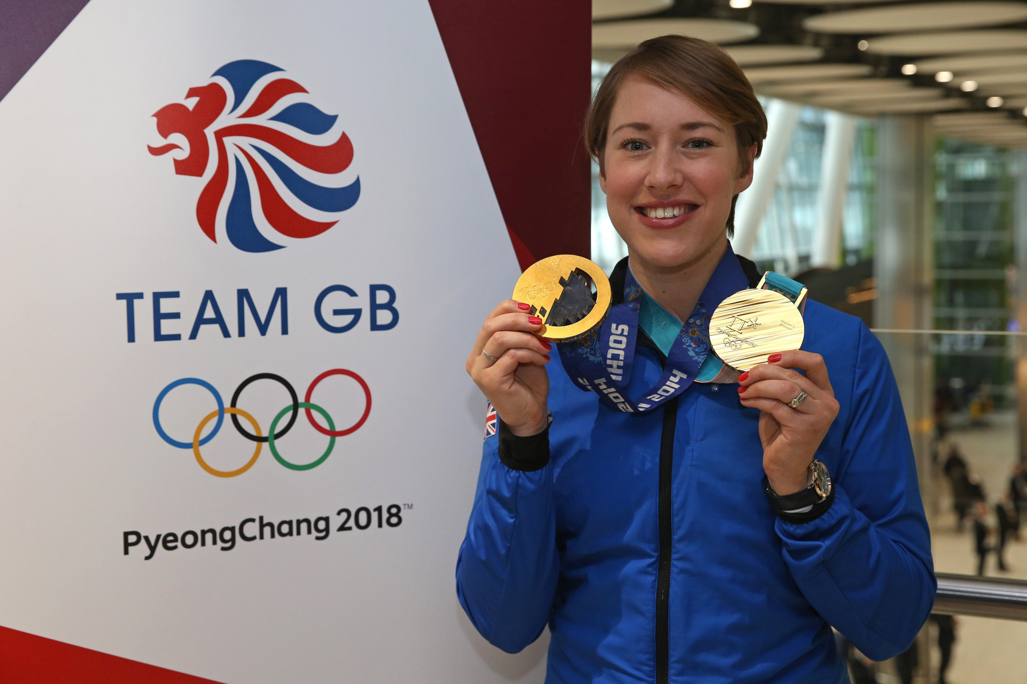 Double Olympic skeleton champion Yarnold retires