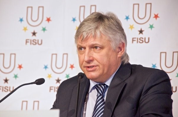Eric Saintrond has been appointed to the Ethics Panel of the International Orienteering Federation ©FISU