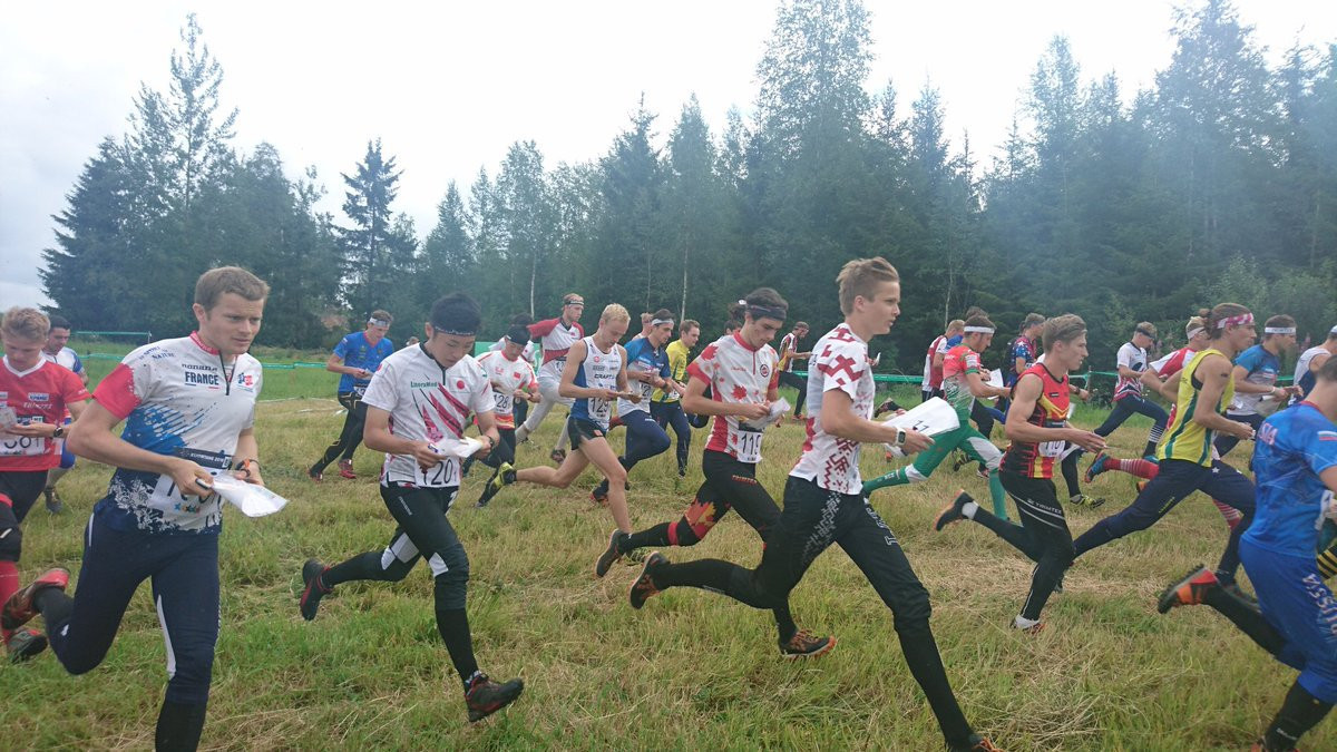 The World University Orienteering Championships were held in Finland this year  ©FISU