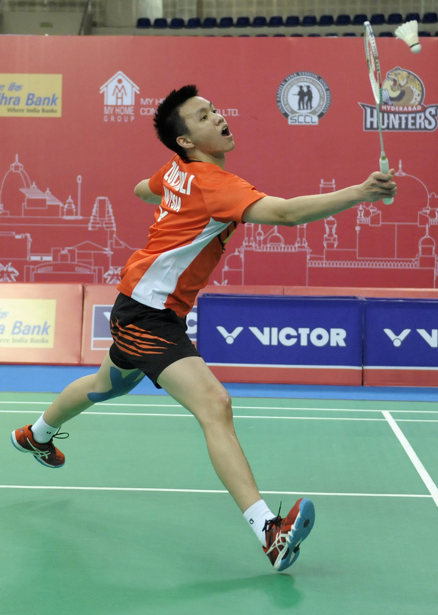 Zulfadli Zulkiffli was one of two Malaysian players given career-ending bans by the BWF in May ©Getty Images