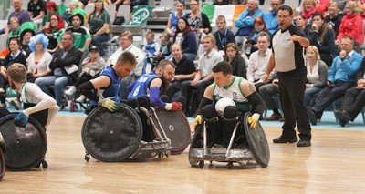 The competition took place in Finnish city Lahti ©IWRF