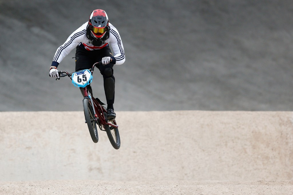 2013 BMX World Champion Liam Phillips took to social networking site Instagram to complain of the