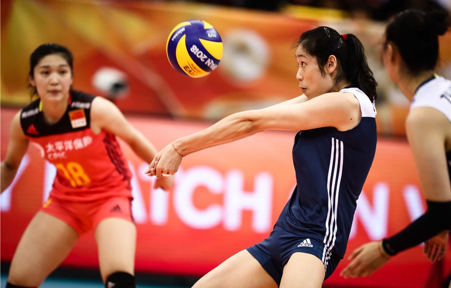 Semi-final line-up set at FIVB Women's Volleyball World Championships