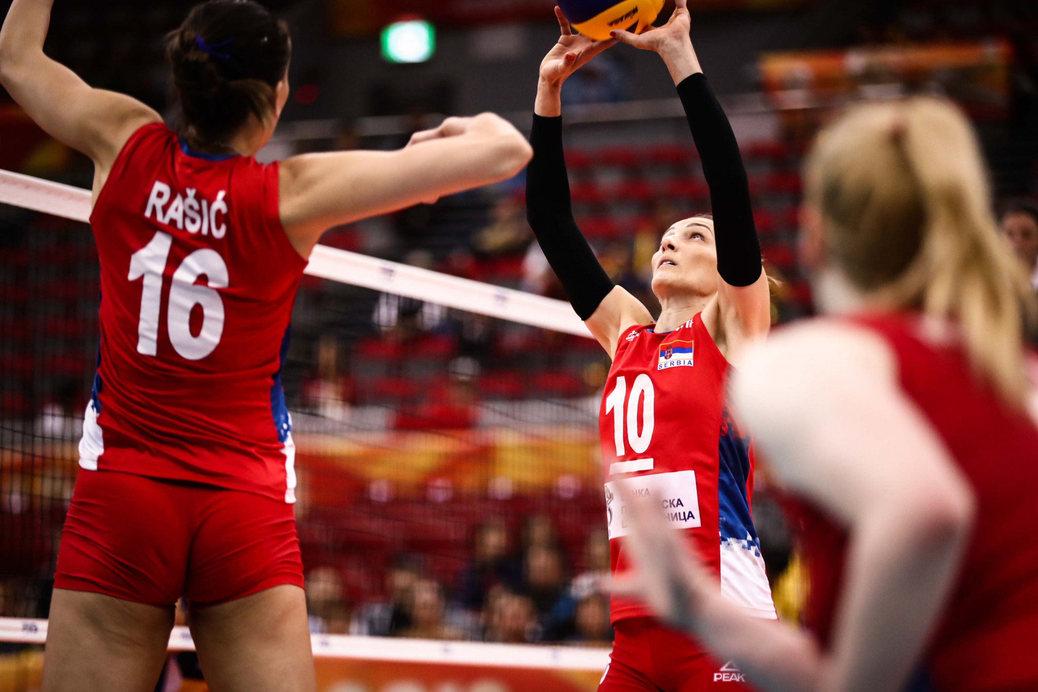Serbia ended their Pool G campaign with a four-set victory over Italy ©FIVB