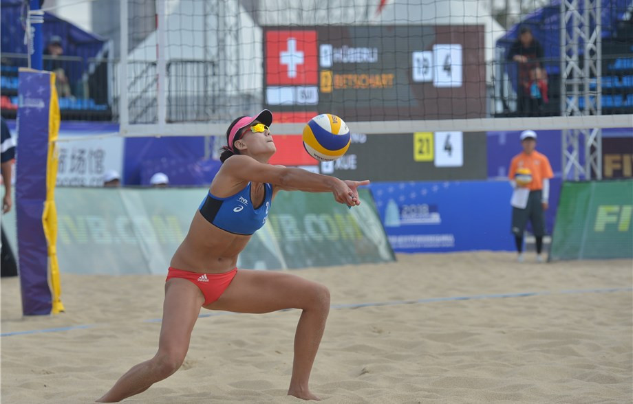 Las Vegas will host its first FIVB World Tour event this week, the first of five in the US this season ©FIVB