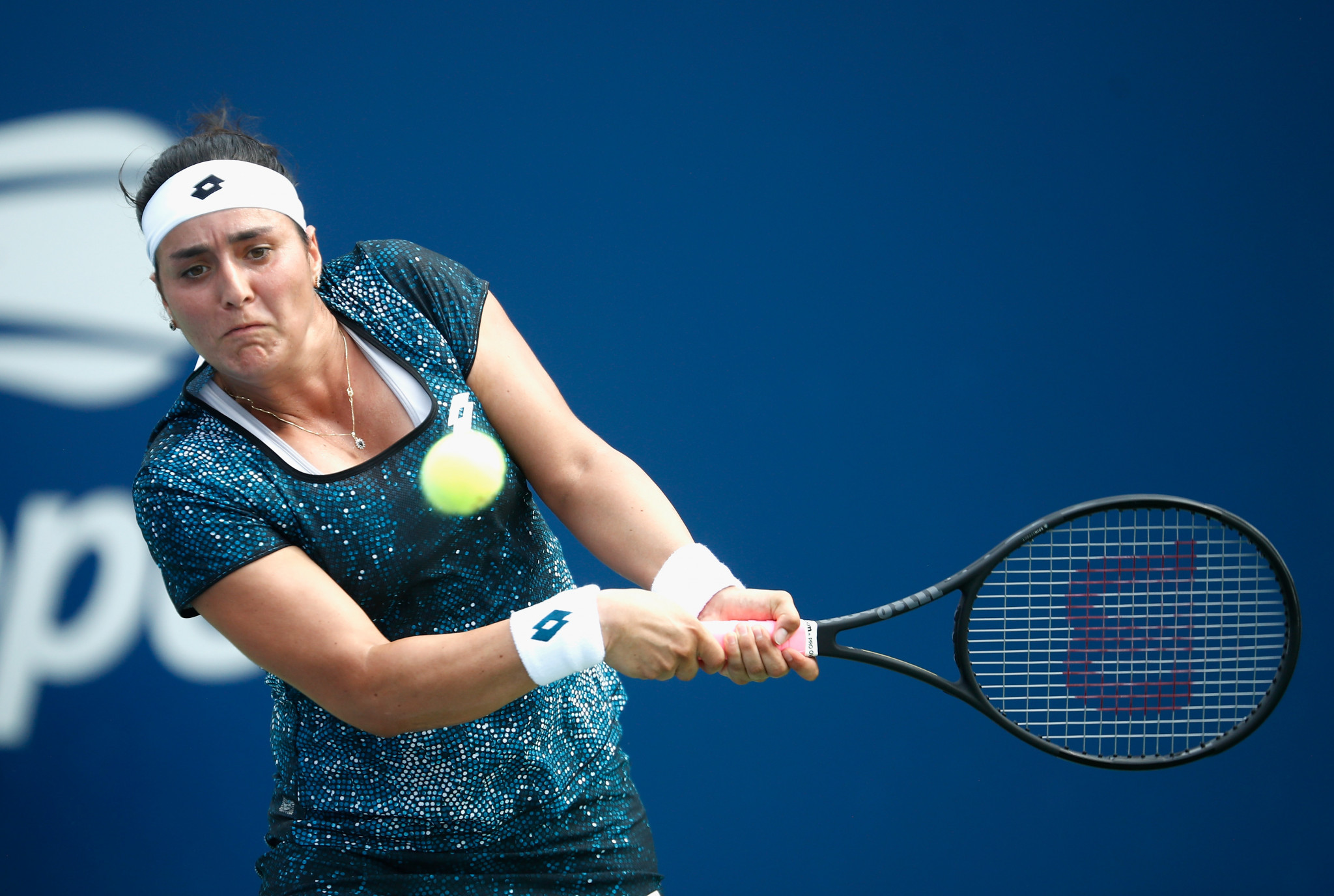 Ons Jabeur triumphed in today's most one sided match against Ekaterina Makarova ©Getty Images