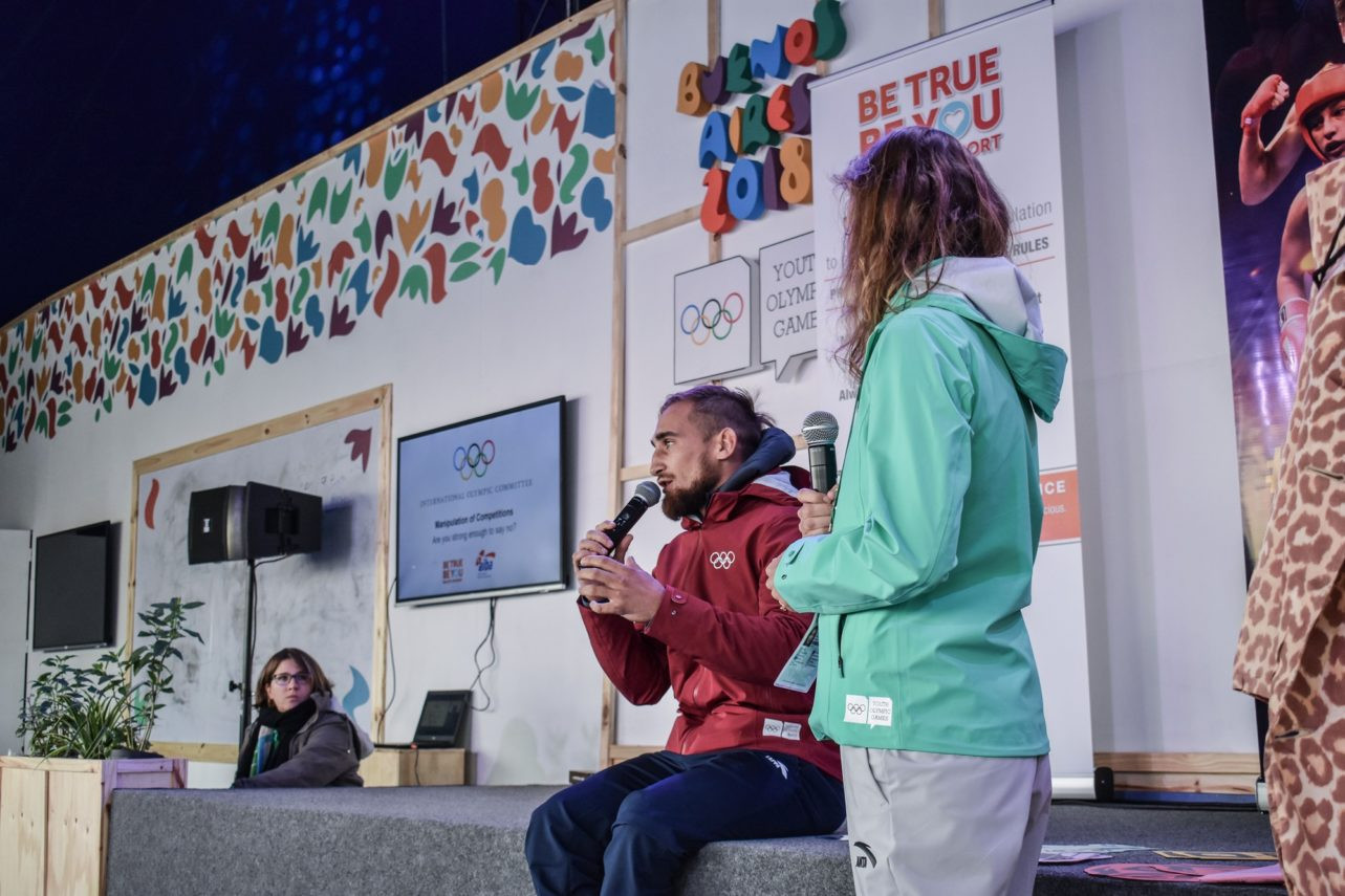 AIBA stage educational workshop on sport integrity at Buenos Aires 2018