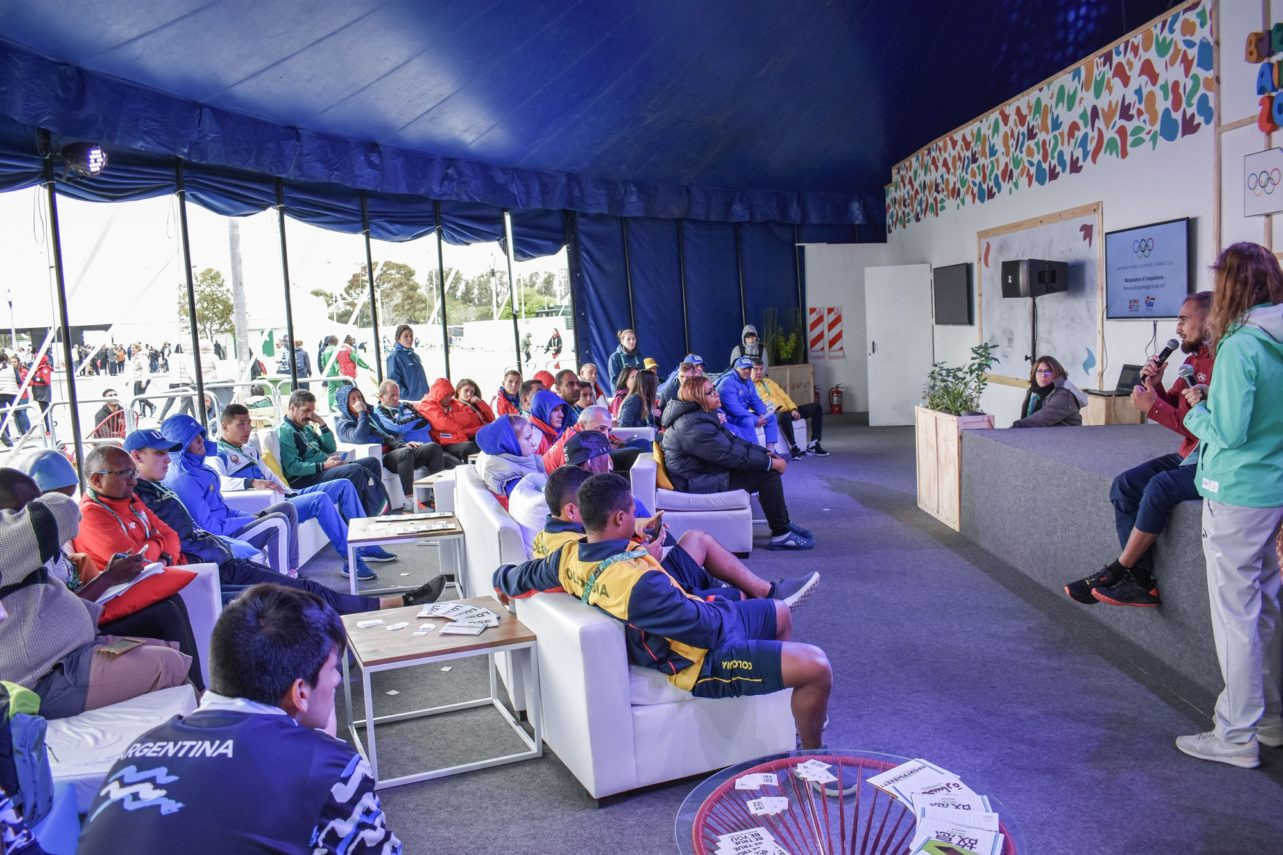 A total of 80 people from 21 countries participated in the session ©AIBA
