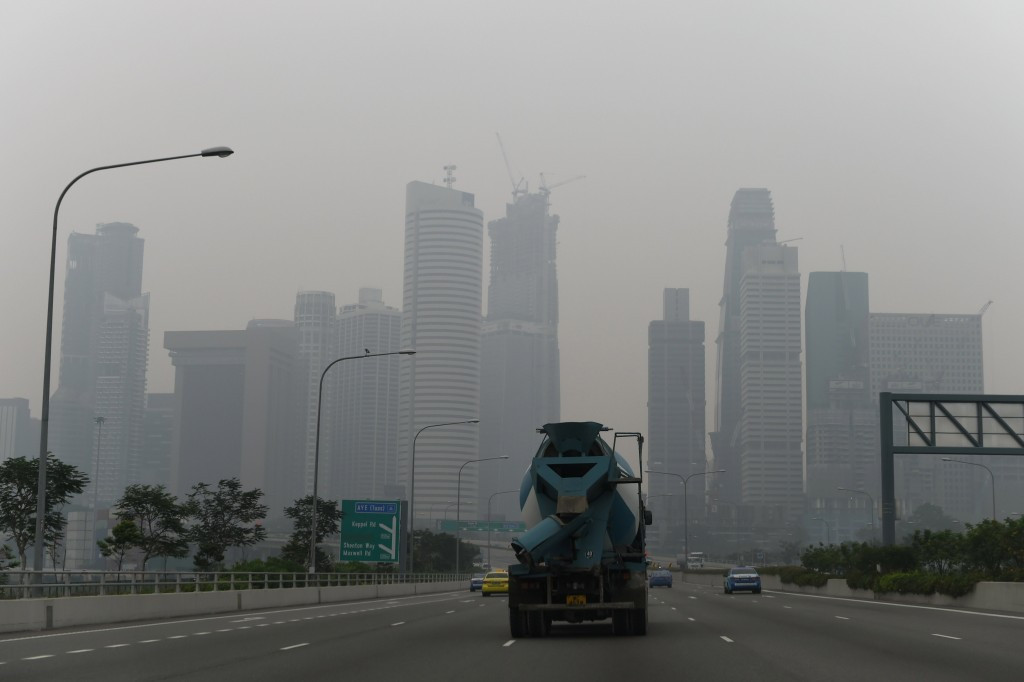 Opening day of Singapore World Cup event cancelled due to poor air quality