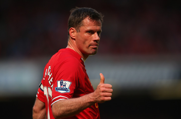 Former Liverpool player Jamie Carragher offers a professional's view on the subject of diving's rights and wrongs ©Getty Images