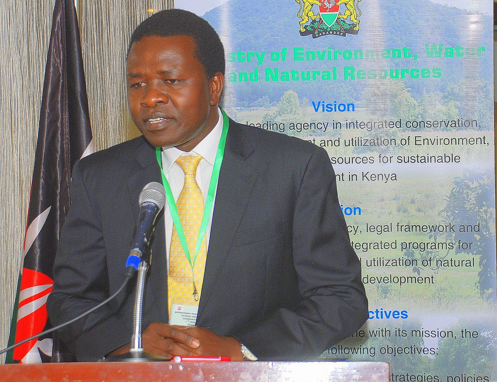 Kenya's former Sports Principal Secretary Richard Ekai is due to become his country's new Ambassador in Russia, despite the allegations of misappropriating the public funds during Rio 2016 ©Twitter