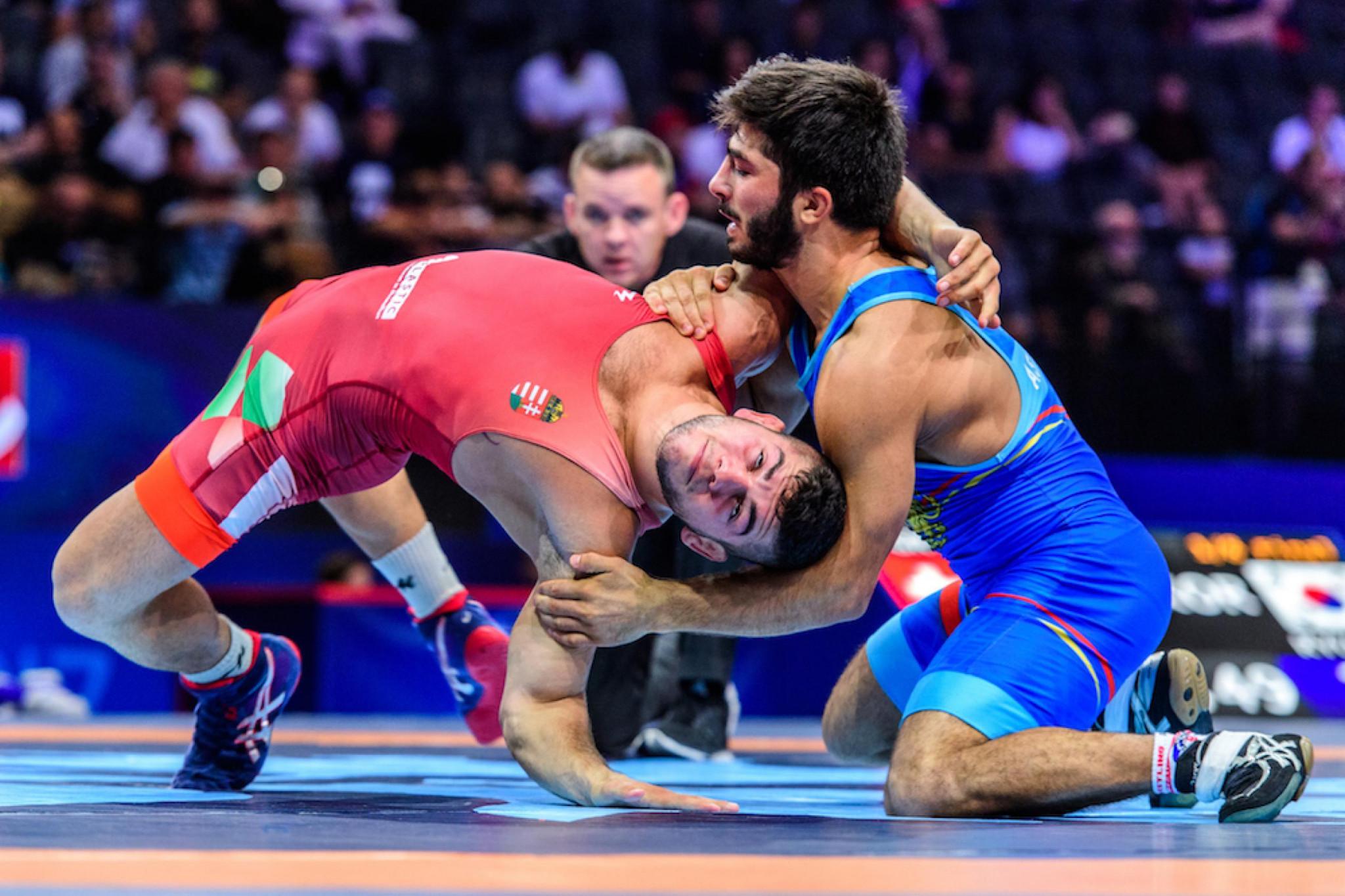 United World Wrestling announce seeds for 2018 World Championships