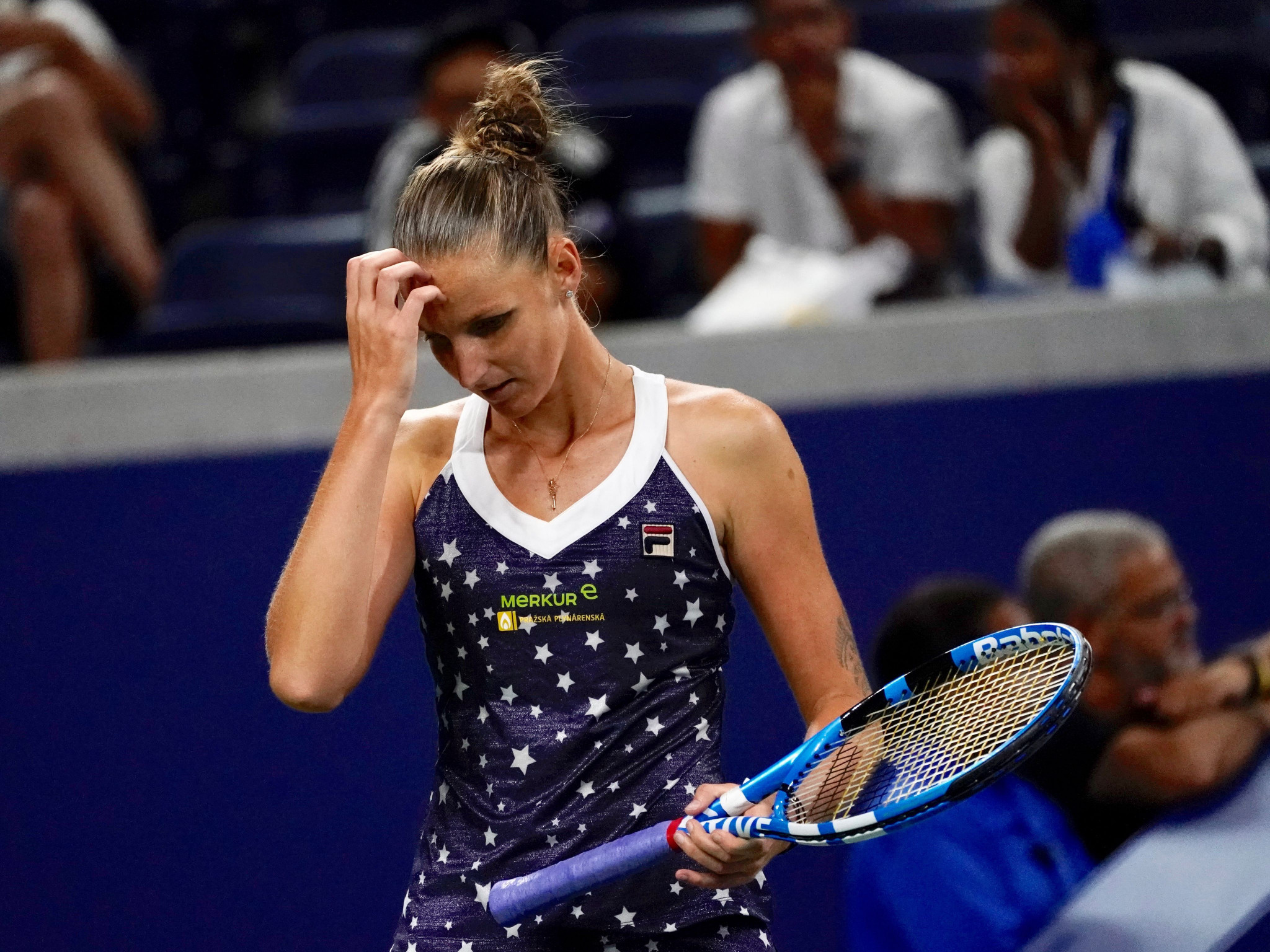Plíšková knocked out of Kremlin Cup in shock defeat but still qualifies for WTA Tour Finals
