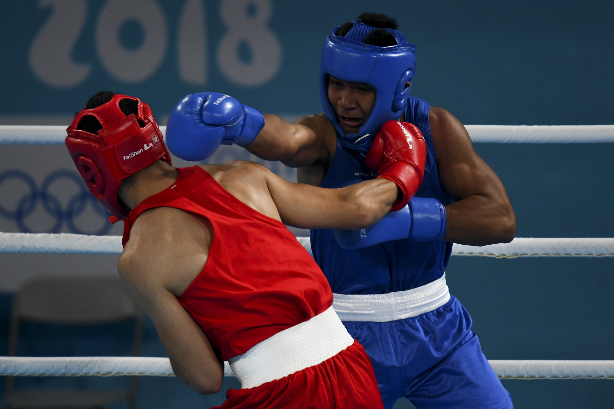 IOC sports director Kit McConnell has claimed there have not been any issues with the boxing event at Buenos Aires 2018 ©Getty Images
