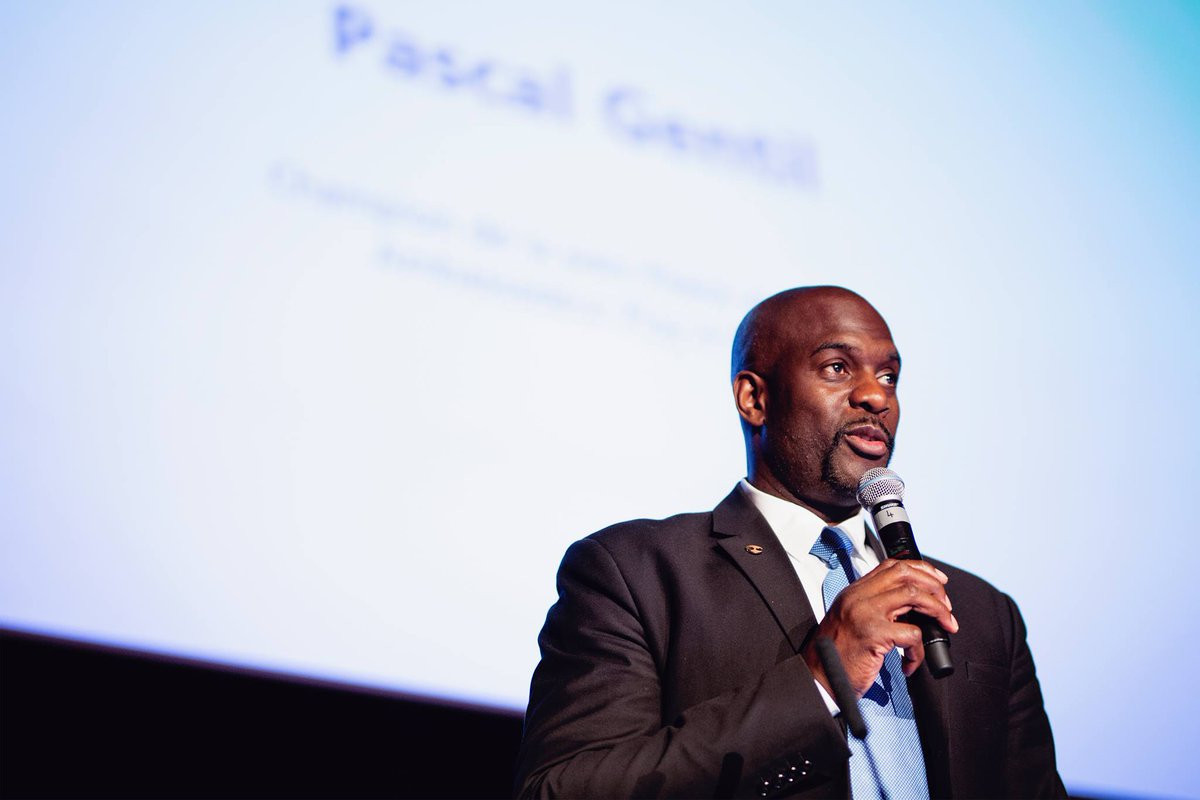 French Olympic bronze medallist in taewkondo and Champion for Peace Pascal Gentil will be a speaker at the Peace and Sport Forum, set to start tomorrow ©Peace and Sport