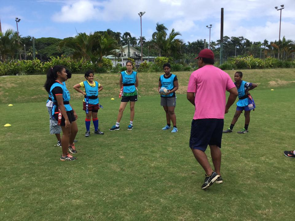 FASANOC holds sports clinic for girls to encourage sport participation