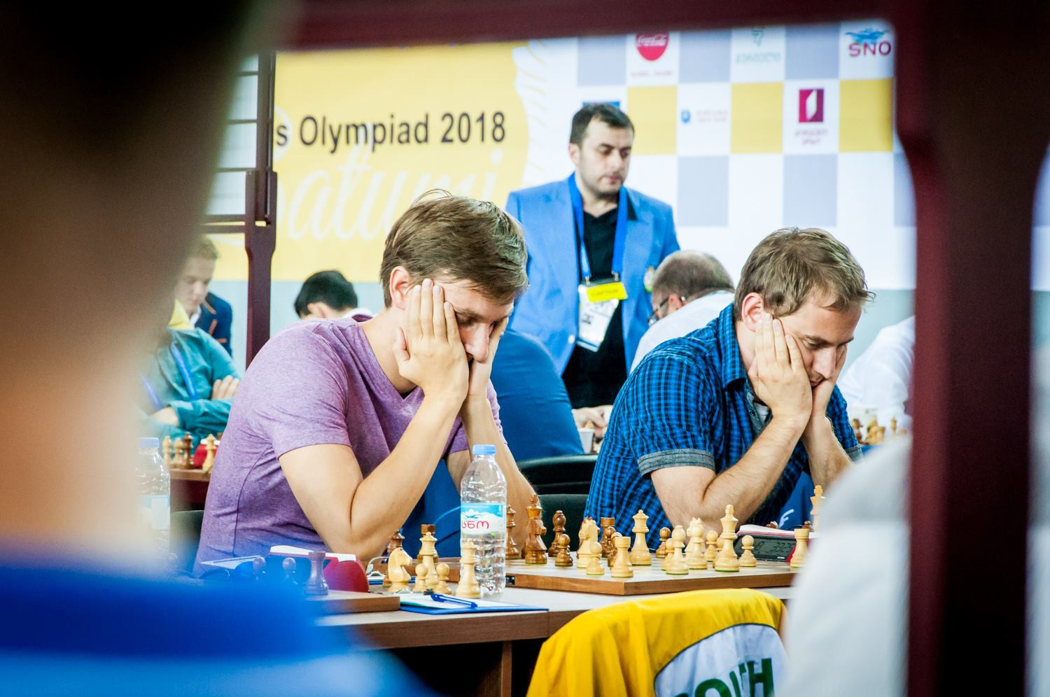 This year's World Chess Olympiad was held in Batumi in Georgia ©FIDE