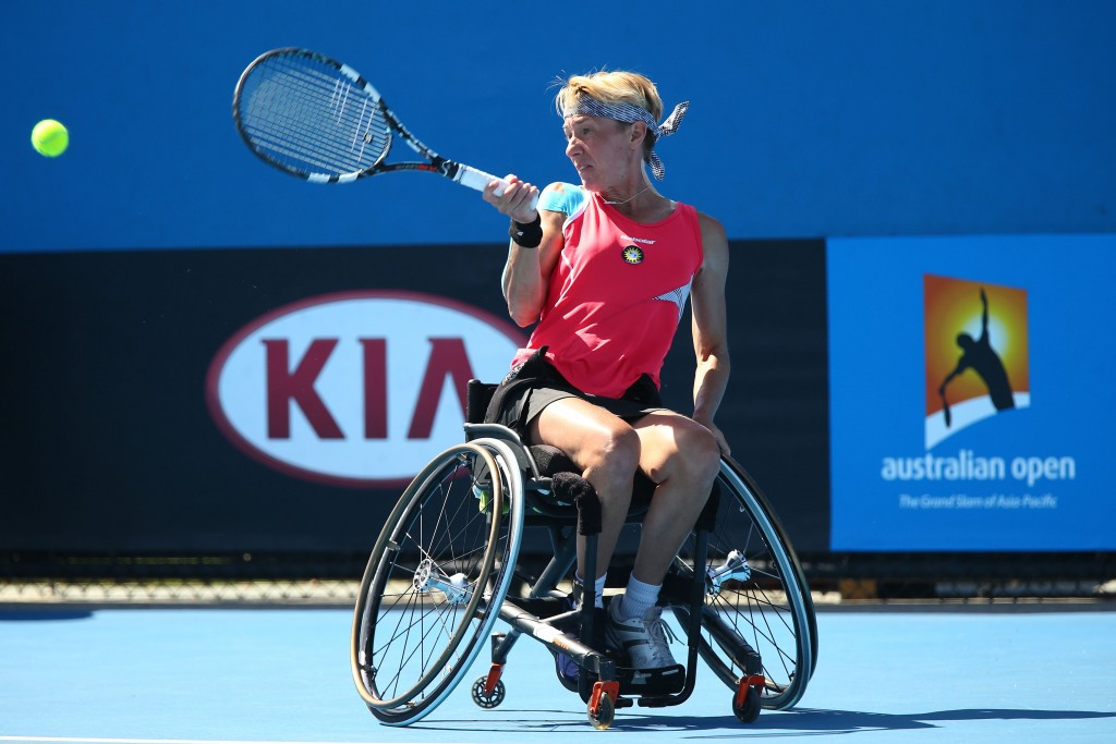 German wheelchair tennis star considering quitting job to focus on Rio 2016 as she claims