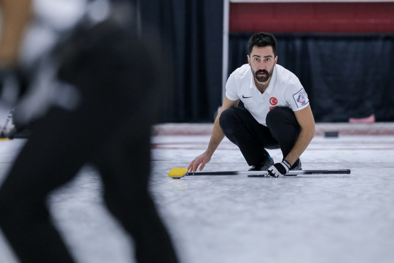 Turkey join playoff race at World Mixed Curling Championship