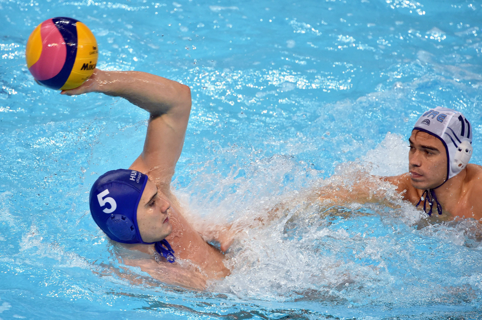 The 2022 European Water Polo Championships will take place in Split, Croatia ©Getty Images