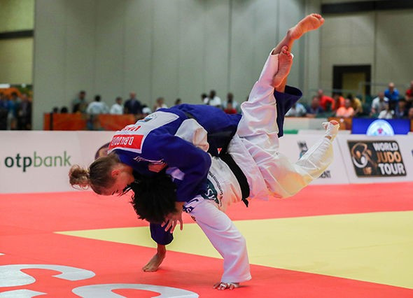 Bilodid adds IJF Junior World Championships title to senior gold with victory in Bahamas