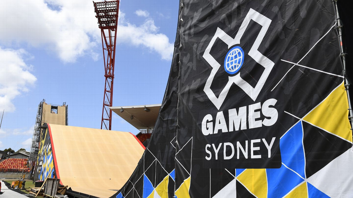 X Games set to make debut in Australia at Sydney Olympic Park
