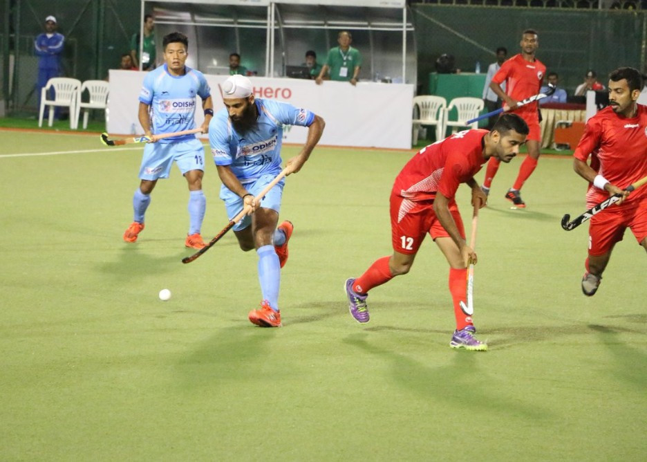 India make winning start to defence of Asian Men's Hockey Champions Trophy