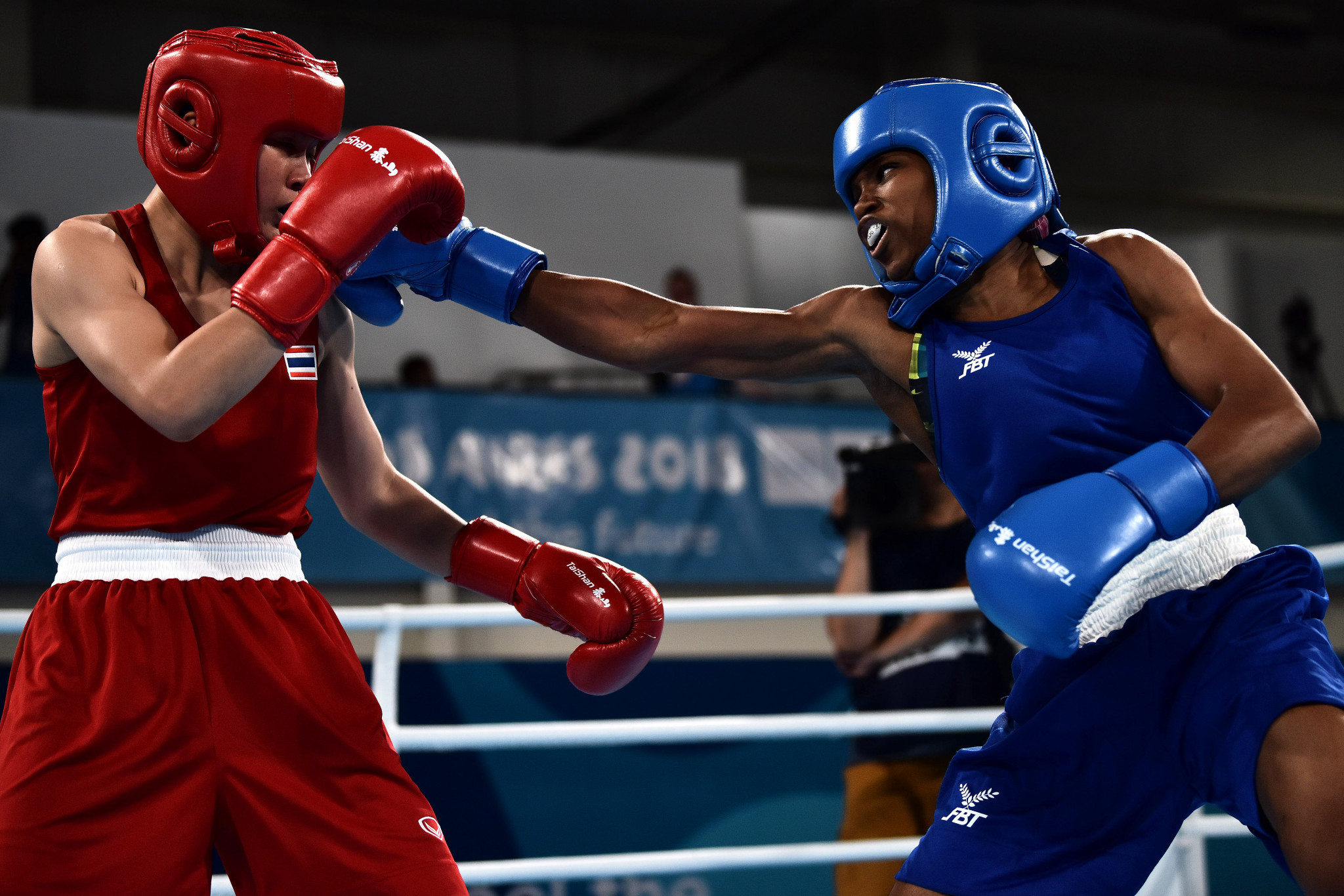 British boxers earned two gold medals on the final day of the Games ©Getty Images