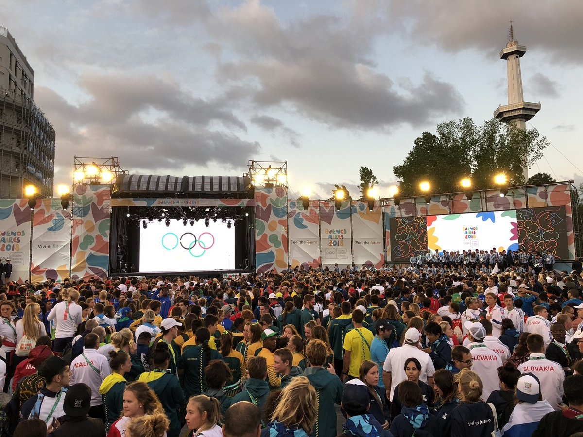 insidethegames are reporting LIVE from the Buenos Aires 2018 Youth Olympic Games