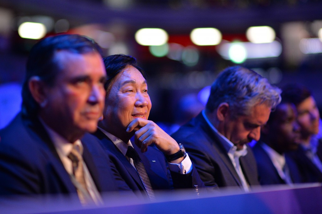 Exclusive: C K Wu might seek a fourth term as AIBA President